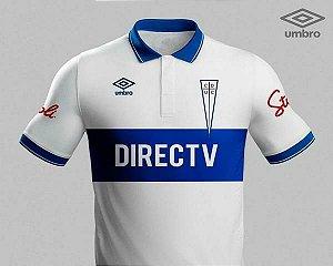 Camisa oficial Umbro Universidad Católica 2014 2015 I jogador