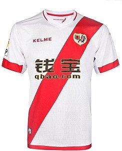 Camisa oficial Kelme Rayo Vallecano 2015 2016 I jogador