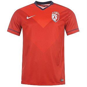 Camisa oficial Nike Lille 2014 2015 I jogador