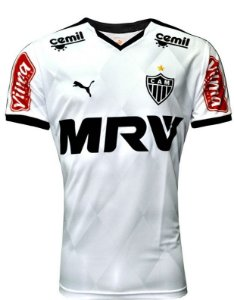 Camisa oficial Puma Atlético Mineiro 2015 II jogador