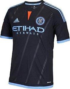 Camisa oficial Adidas New York City 2014 2015 II jogador