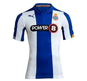 Camisa oficial Puma Espanyol 2014 2015 I jogador