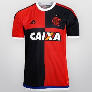Camisa oficial Adidas Flamengo 2015 Rio de Janeiro 450 anos