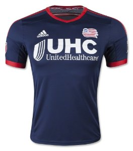 Camisa oficial Adidas New England Revolution 2015 I jogador