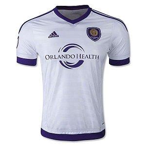 Camisa oficial Adidas Orlando City 2015 II jogador