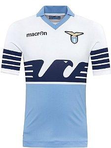 Camisa oficial Macron Lazio 2014 2015 edição 115 anos