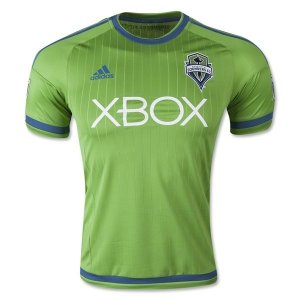 Camisa oficial Adidas Seattle Sounders 2015 I jogador