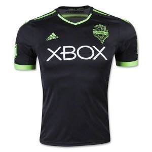 Camisa oficial Adidas Seattle Sounders 2015 III jogador