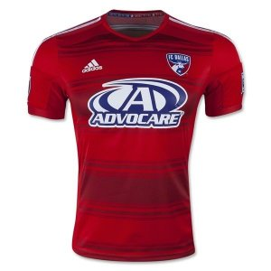 Camisa oficial Adidas FC Dallas 2015 I jogador