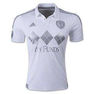 Camisa oficial Adidas Sporting Kansas City 2015 III jogador