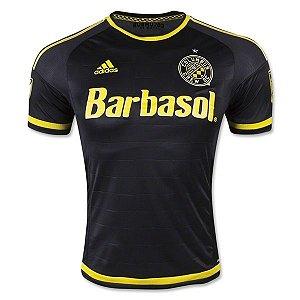 Camisa oficial Adidas Columbus Crew 2015 II jogador