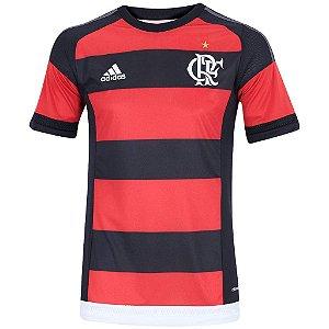 Camisa oficial Adidas Flamengo 2015 I jogador