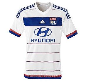 Camisa oficial Adidas Lyon 2015 2016 I jogador