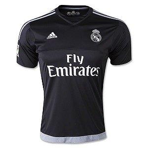 Camisa oficial Adidas Real Madrid 2015 2016 I Goleiro