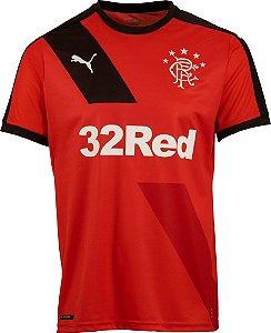 Camisa oficial Puma Glasgow Rangers 2015 2016 II jogador
