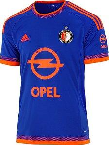 Camisa oficial Adidas Feyenoord 2015 2016 II jogador