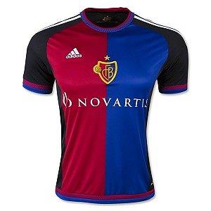 Camisa oficial Adidas Basel 2015 2016 I jogador