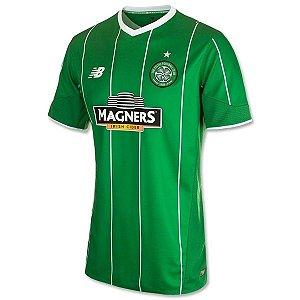 Camisa oficial New Balance Celtic 2015 2016 II jogador