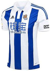 Camisa oficial adidas Real Sociedad 2015 2016 I jogador