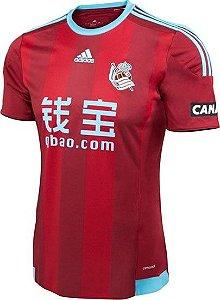 Camisa oficial adidas Real Sociedad 2015 2016 II jogador
