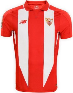 Camisa oficial New Balance Sevilla 2015 2016 II jogador
