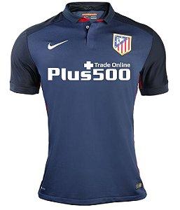 Camisa oficial Nike Atletico de Madrid 2015 2016 II jogador