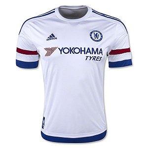 Camisa oficial Adidas Chelsea 2015 2016  II jogador