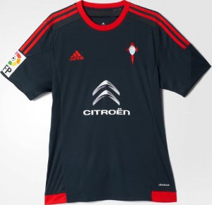 Camisa oficial Adidas Celta de Vigo 2015 2016 II jogador