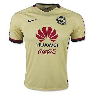 Camisa oficial Nike América do México 2015 2016 I jogador