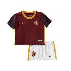Kit oficial infantil Nike Roma 2015 2016 I jogador