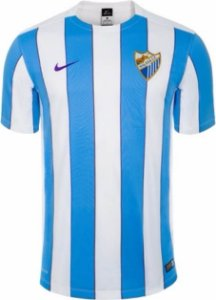Camisa oficial Nike Malaga 2015 2016 I jogador