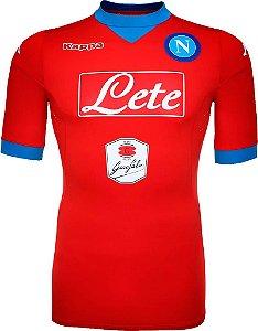 Camisa oficial Kappa Napoli 2015 2016 III jogador