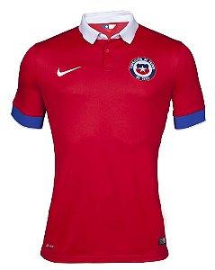 Camisa oficial Nike seleção do Chile 2015 2016 I jogador