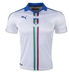 Camisa oficial Puma seleção da Itália 2015 2016 II jogador