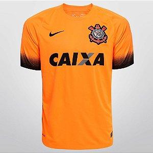 Camisa oficial Nike Corinthians 2015 III jogador