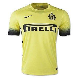 Camisa oficial Nike Inter de Milão 2015 2016 III jogador