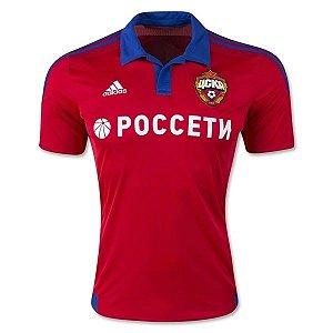 Camisa oficial Adidas CSKA Moscou 2015 2016 I jogador