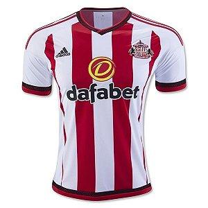 Camisa oficial Adidas Sunderland 2015 2016 I jogador