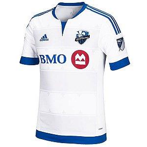 Camisa oficial Adidas Montreal Impact 2015 2016 I I jogador
