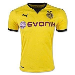 Camisa oficial Puma Borussia Dortmund 2015 2016 III jogador