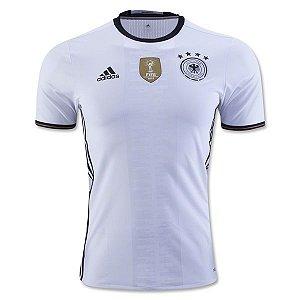 Camisa oficial adidas seleção da Alemanha Euro 2016 I jogador