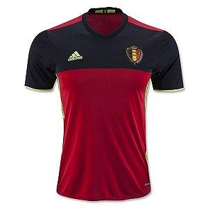 Camisa oficial Adidas seleção da Bélgica euro 2016 I  jogador