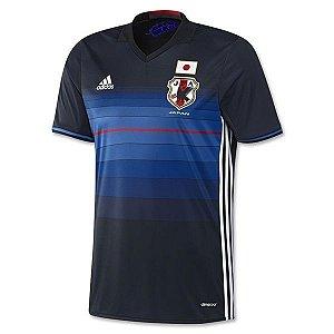 Camisa oficial Adidas seleção do Japão 2015 2016 I jogador