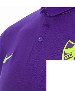 Camisa oficial Nike Malaga 2015 2016 II jogador