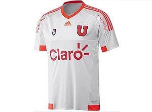 Camisa oficial Adidas Universidad de Chile 2015 2016 II jogador
