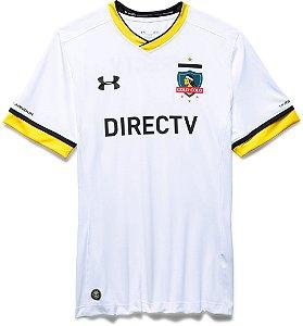 Camisa oficial Under Amour Colo Colo  2015 2016 I jogador