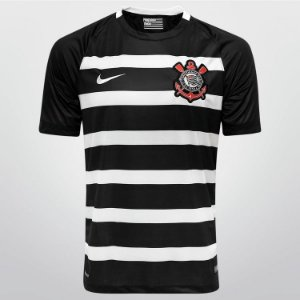 Camisa oficial Nike Corinthians 2015 II jogador