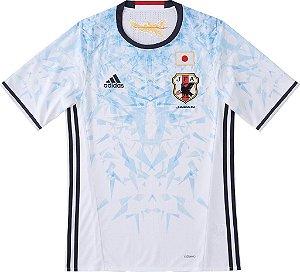 Camisa oficial Adidas seleção do Japão 2015 2016 II jogador