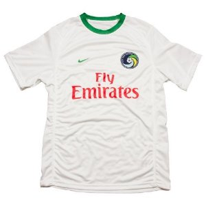 Camisa oficial Nike New York Cosmos 2015 2016 II jogador