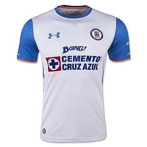 Camisa oficial Under Amour Cruz Azul 2015 2016 II jogador